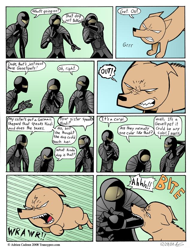Bob's Attack